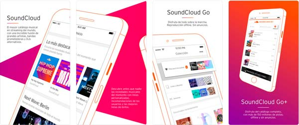 aplicacion soundcloud descargar