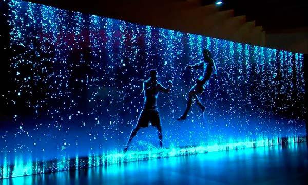 pantalla gigante Sony Crystal LED