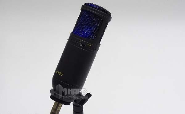 iluminacion microfono Aukey Mi-U2