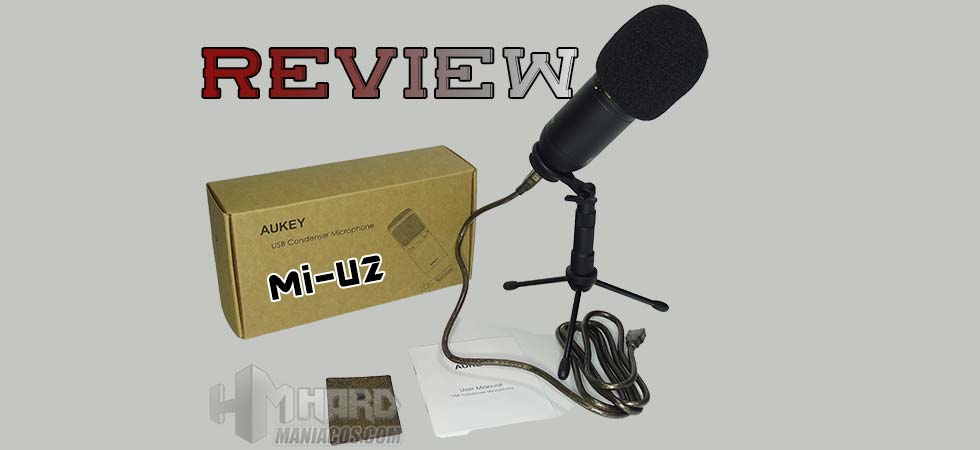 microfono aukey mi-u2