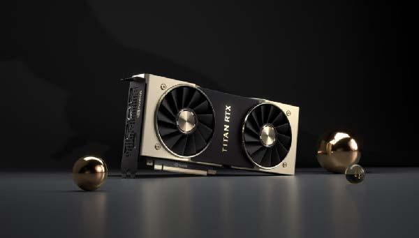 mejores tarjetas gráficas, Nvidia Titan RTX Titan X