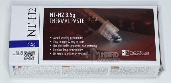 Noctua NT-H2 3.5g caja frontal