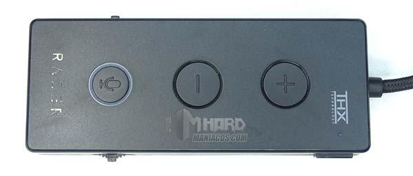 frontal controladora USB razer kraken tournament edition