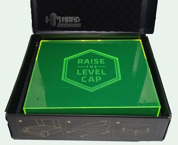 caja Raise the level cap Razer