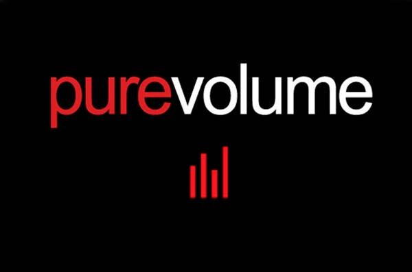 PureVolume pagina descargar musica