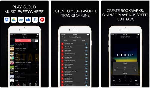 Evermusic descargar musica mp3 gratis iPhone