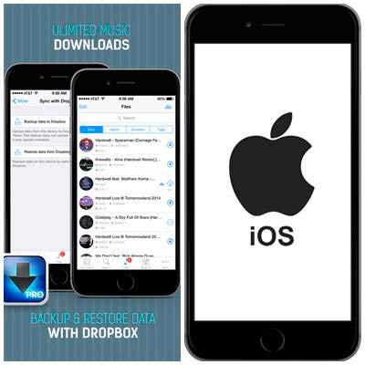 iDownloader music mp3 free iPhone