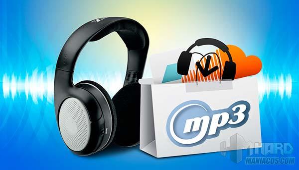 Programas para descargar música mp3 gratis en distintas plataformas