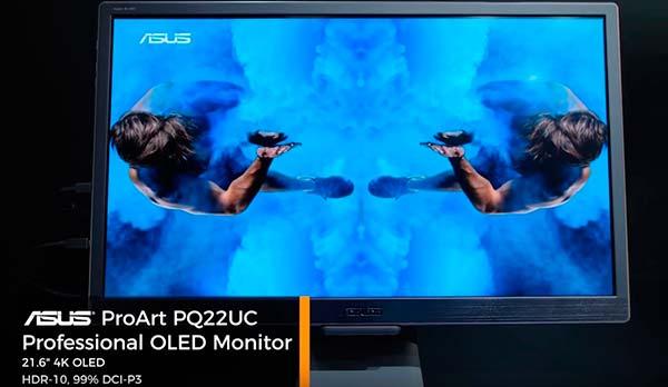Asus Proart PQ22UC OLED