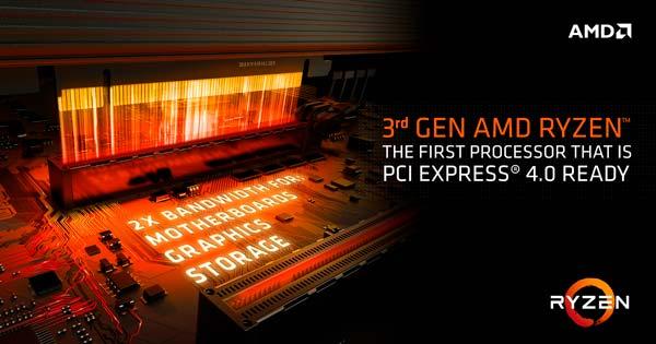 amd pciexpress 4.0