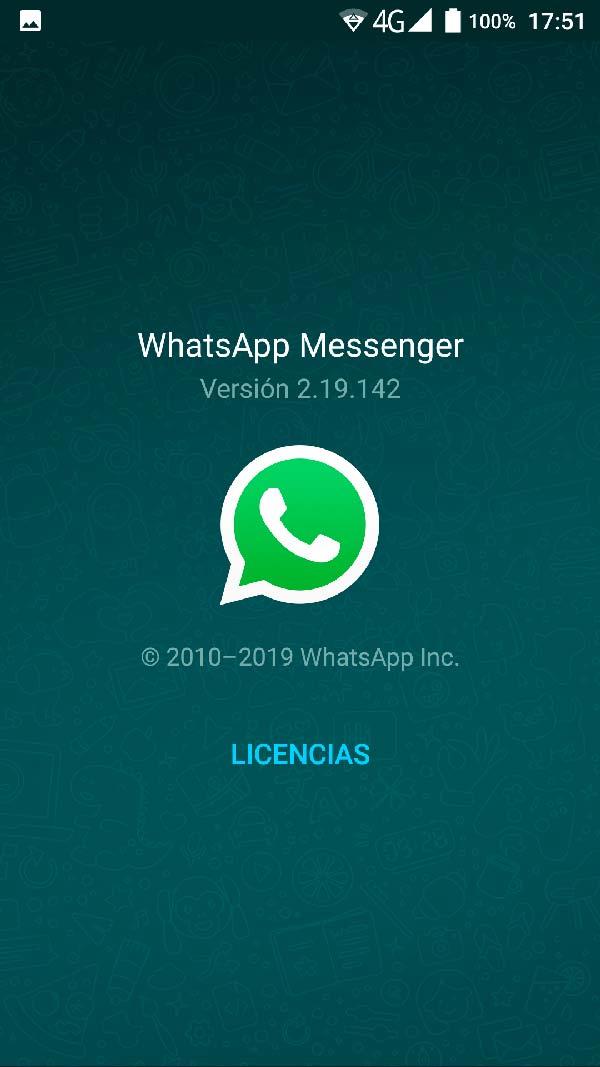nueva version de whatsapp