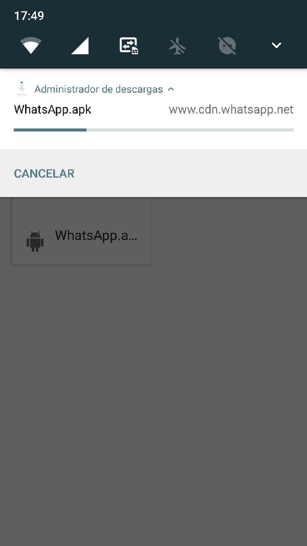 descarga apk whatsapp