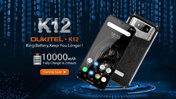 oukitel k12, caracteristicas completas