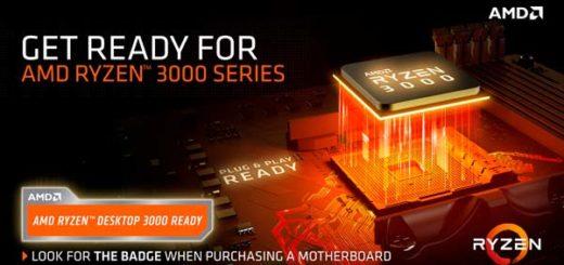 Procesador AMD Ryzen 3000