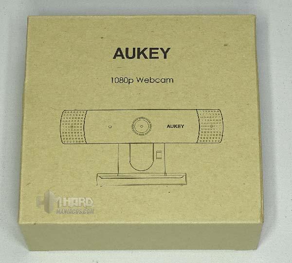 caja aukey webcam 1080p