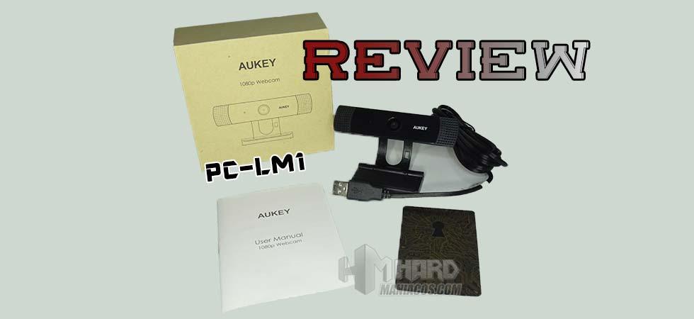 review webcam aukey pc-lm1