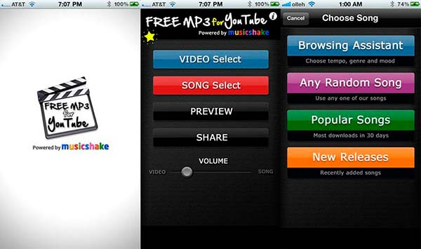 Free MP3 for Youtube Download