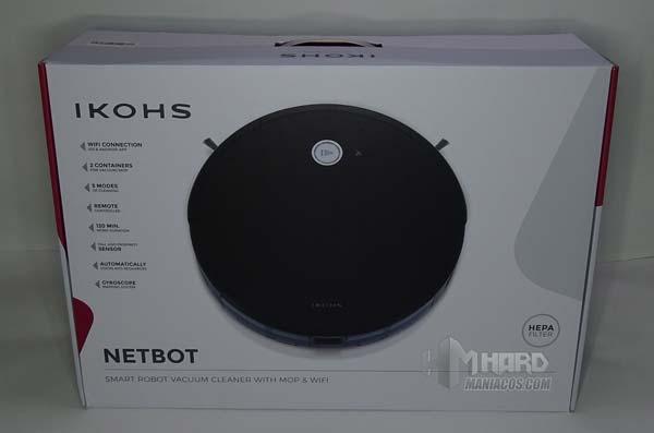 caja Ikohs Netbot