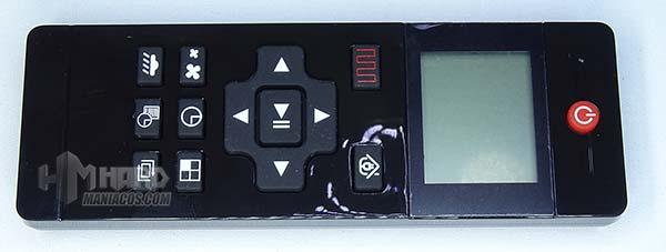 mando a distancia robot aspirador Ikohs Netbot