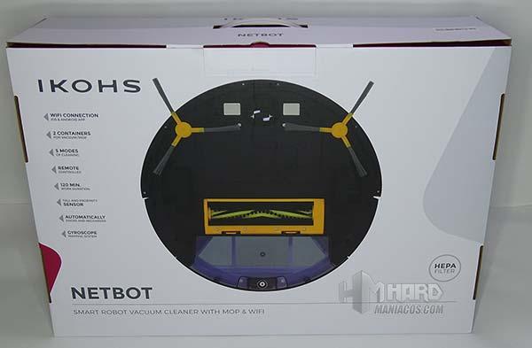 caja po detras Ikohs Netbot