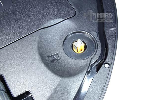 conector derecho cepillo lateral Netbot S15