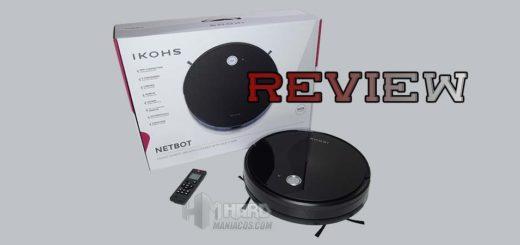 Ikohs Netbot S15 portada