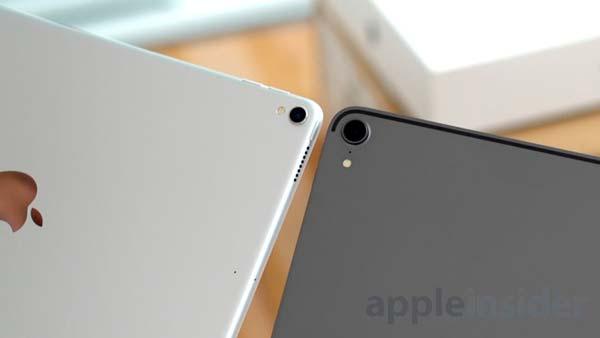iPad Pro 11 camara