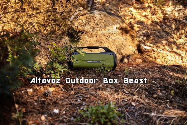 altavoz Outdoor Box Beast