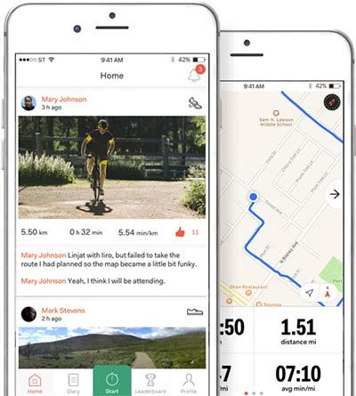 app SportsTracker