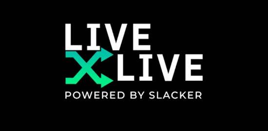 Slacker Radio o LiveXLive