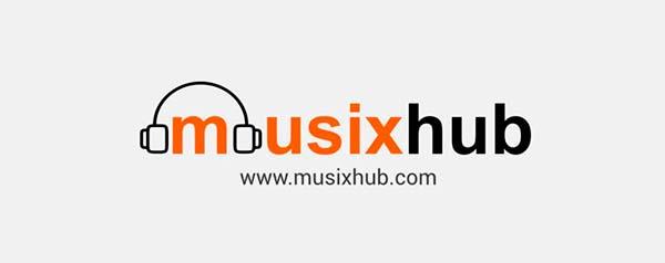 MusixHub pagina para escuchar musica gratis