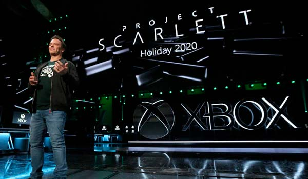 xbox project scarlet