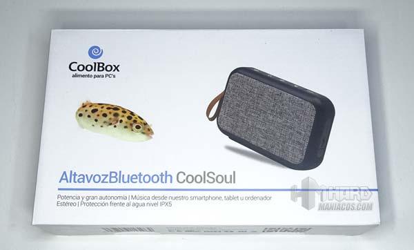 caja CoolBox CoolSoul
