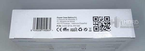 códigos caja altavoz CoolBox CoolSoul