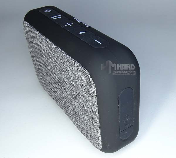 lateral altavoz Bluetooth CoolBox