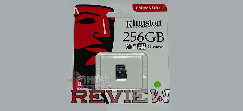 Kingston Canvas Select