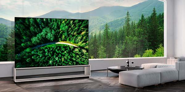 TV 8K LG Portada