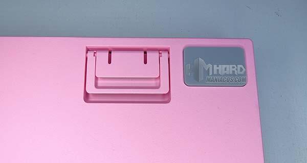 pata teclado Razer Huntsman rosa