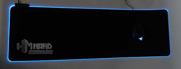 iluminación Chroma alfombrilla Razer Goliathus Extended