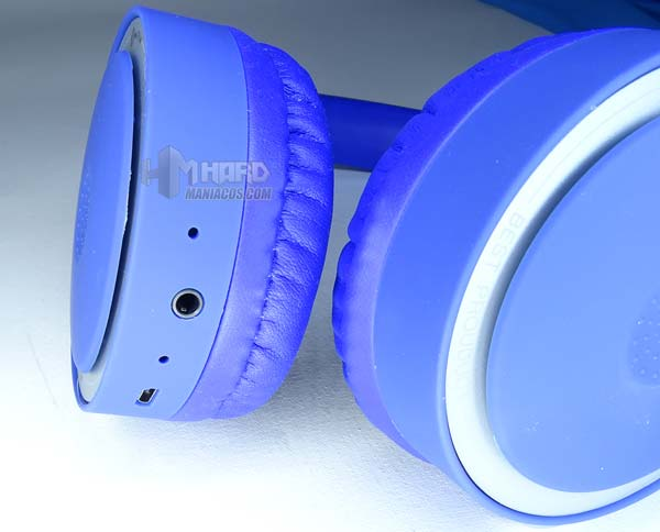 conectores audifonos Bluetooth CoolBox CoolSkin