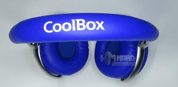 exterior diadema auriculares CoolBox