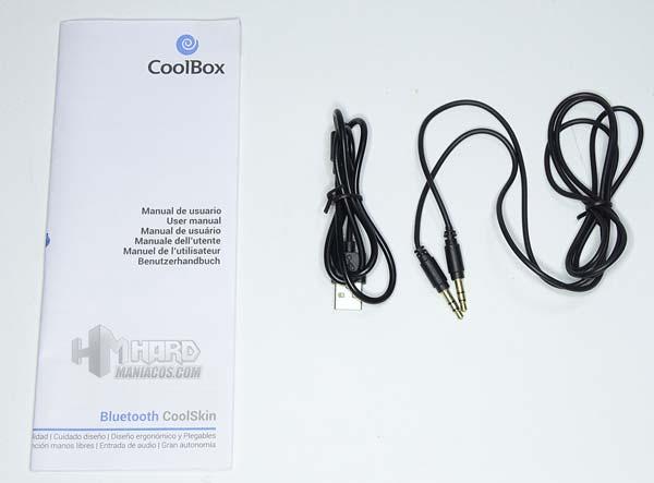 accesorios cascos CoolBox CoolSkin
