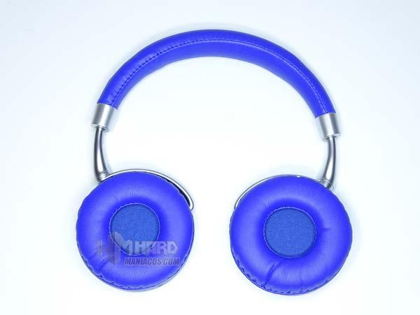orejeras por dentro plegadas auriculares CoolBox CoolSkin