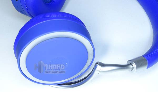 orejera derecha auriculares Bluetooth CoolBox