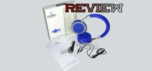 auriculares bluetooth CoolBox CoolSkin Portada