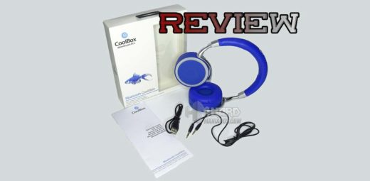 auriculares bluetooth CoolBox CoolSkin Portada