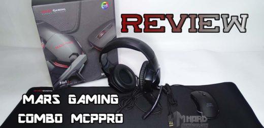 Mars Gaming Combo MCPPRO Portada