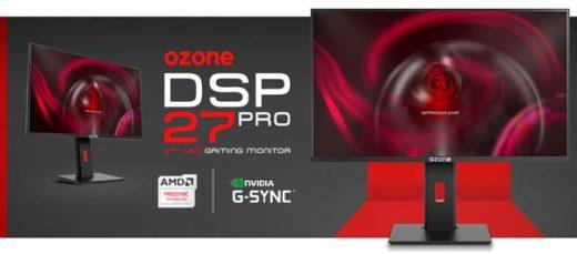 monitor ozone dsp27 pro