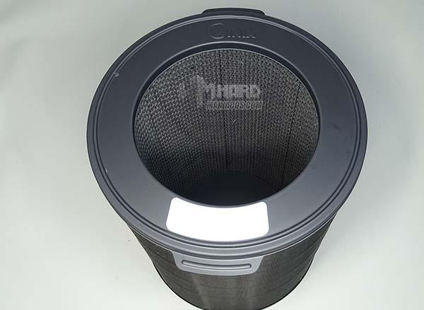 filtro por dentro WINIX Tower QS