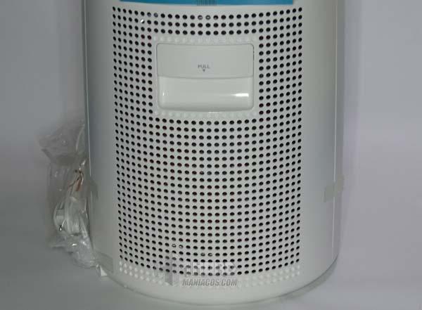Rejilla trasera del filtro WINIX Tower QS